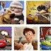 Sellos postales de Pixar