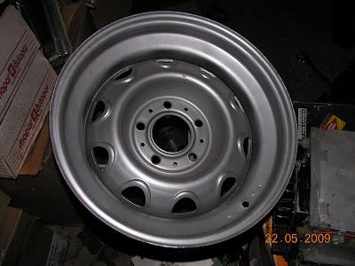 Krisiesmopes mopar stuff 15x7 rallye wheels 1970 69 70 date codes
