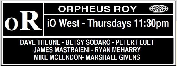 Orpheus Roy Comedy