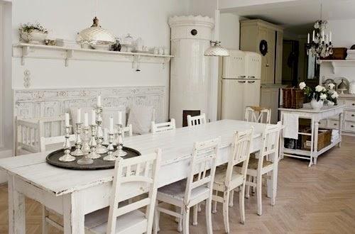 Vintage chic: Inspirasjon Ninas nye kj?kken/ inspiration: kitchen