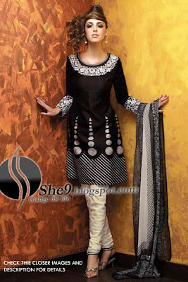 Bridal Salwar Kameez 2010-11