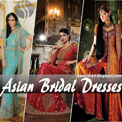 Asian Fashion 2012 on Bridal Dresses   Asian Bridal Fashion 2010