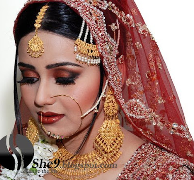 bridal makeup kit. pakistani wedding makeup. and