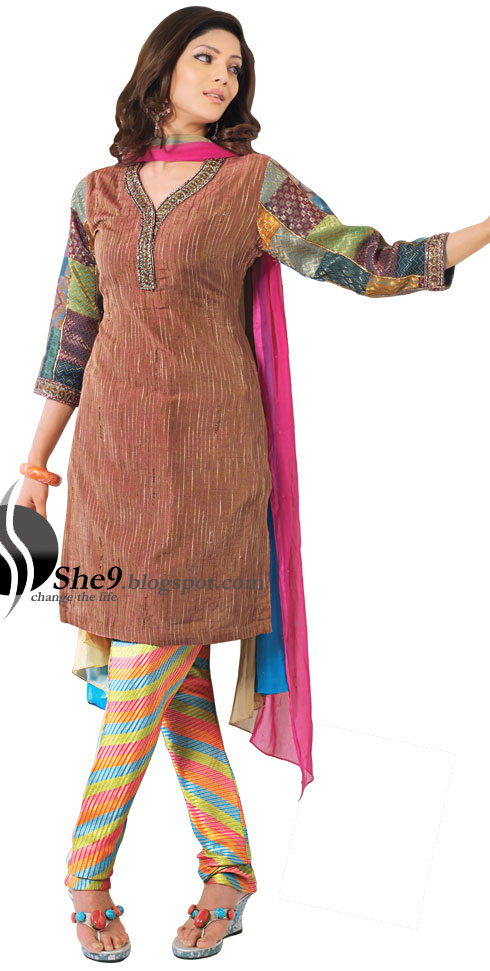 dress designs salwar kameez. An elegant dress for wedding
