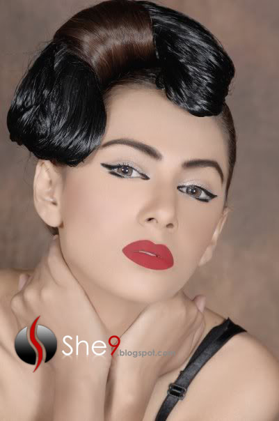 Indian Party Makeup   Modern Trendy Makeover - She9   Change The Life Style