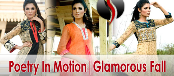 Glamorous Autumn Collection | Poetry in Motion