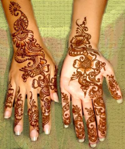 Mehendi for Eid, Beautiful Mehendi Designs for my Hand
