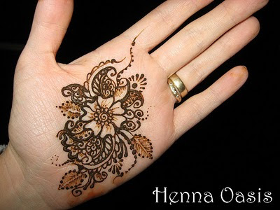 Designs Of Mehndi For Palm : Henna designs for beginners drawings palm peacock form kids