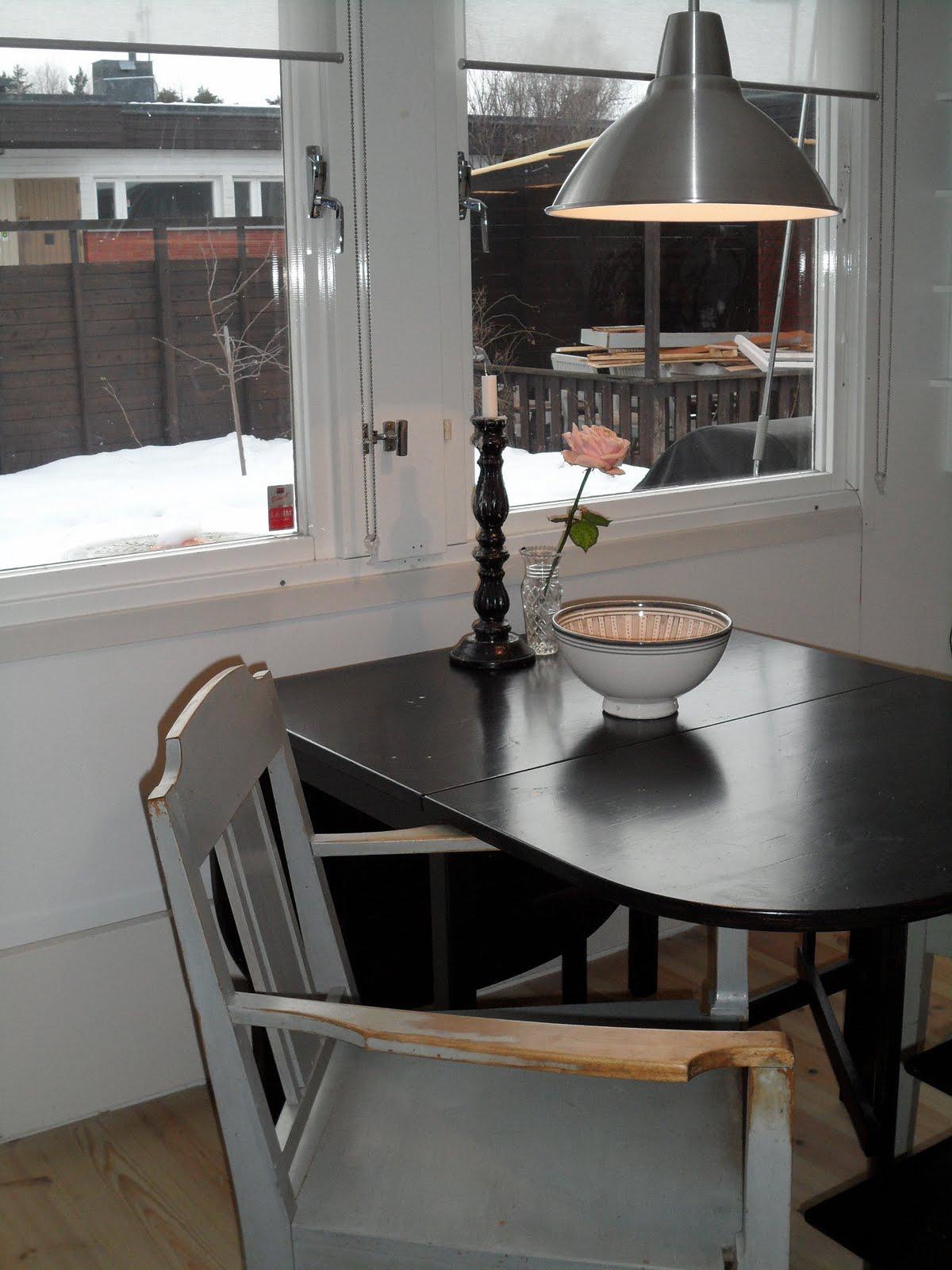 Inredning och inspiration: Köksbord
