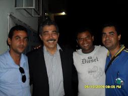 visita de deputado em Serra dos Aimorés