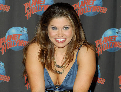 Danielle Fishel - Handprint Ceremony At Planet Hollywood Times Square, NYC