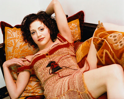 Brittany Murphy in Sexy Wool Dress Fashion Style Photo Shoot Session by Isabel Snyder Photography