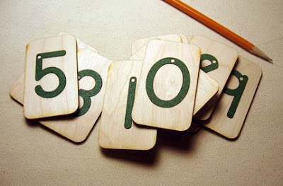 simply montessori options for tactile sandpaper letters With sandpaper letters and numbers