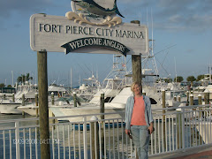 The Marina at Ft. Pierce--or did you guess that?