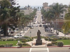 Ventura CA--City Hall to the Pacific