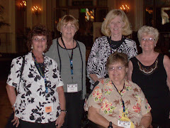 Some wives of Cutlass Submariners at High Tea in Pittsburgh