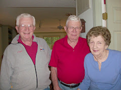 Rita with The Brothers Mangelsdorf, Fred and Ted.