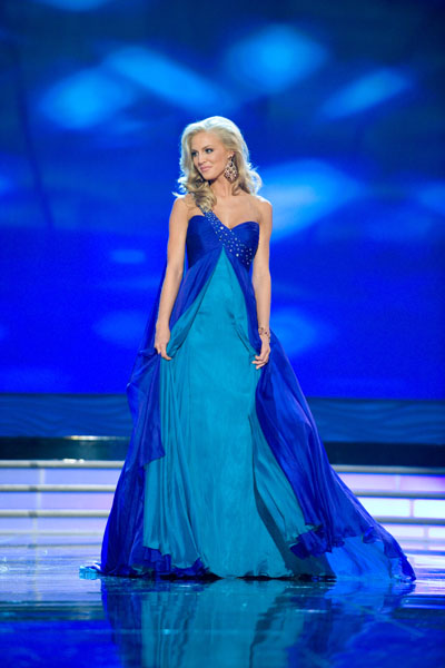 The Pageant Realm: The Miss Universe 2009 Evening Gown Competition