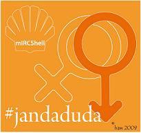 #JANDADUDA @ dalnet
