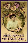 Miss Anne's Vintage Art