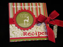 Recipe Book Keepsake