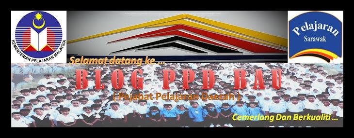 Selamat Datang ke Blog PPD Bau