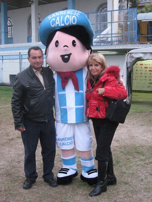 IL MILANESE, IL SANREMESE e IL BAGGESE sostengono a spada tratta .. LA SANREMESE Calcio!