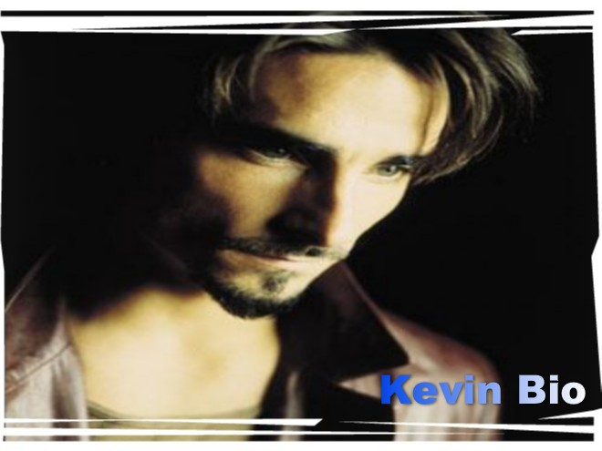 Kevin Richardson Bio