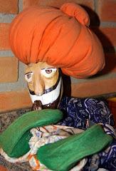 Quer um boneco do Nasrudin?