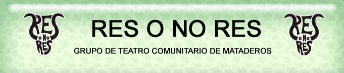RES O NO RES