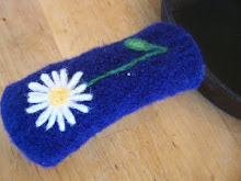 My Needle Felted Pothandle