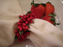 Red Napkin RIng
