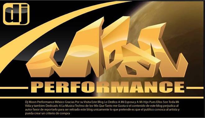 Gustavo Muñoz A.K.A Dj Moon Performance