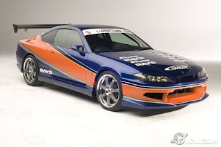 Drift Car Thailand Han S S15 The Fast And The Furious