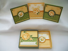 A Rose Is A Rose Square Slider Box Stamp Class