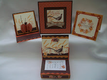 Autumn Days stamp class instructions