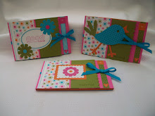 Mini Flip Album Stamp Class Instructions