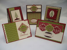 Contempo Christmas stamp class Instructions