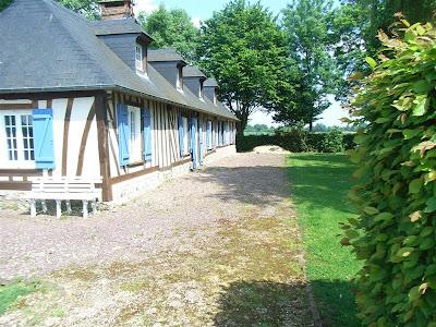 Gite de groupe près Honfleur,deauville etretat en Normandie
