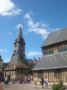 Eglise sainte Catherine honfleur
