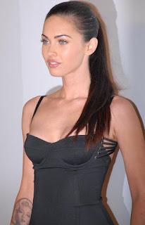 Megan Fox telanjang