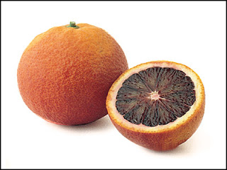 blood orange fruit 5 letter fruit