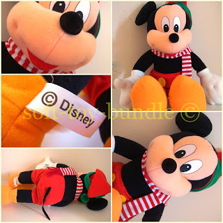 item  p29 # MICKEY MOUSE (XL) - sold