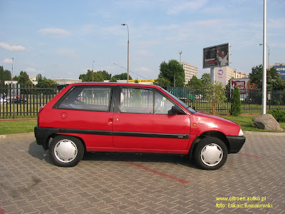 the twin arrow clan history about my citroen ax. Black Bedroom Furniture Sets. Home Design Ideas