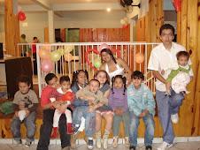 O AMOR é a maior herança,Cuide das crianças.