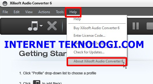Download Xilisoft Audio Converter Pro Terbaru Full Version