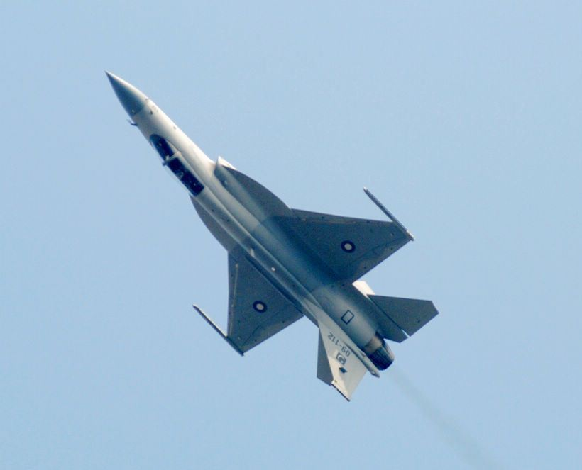 Pakistan Air Force Fighter Jets
