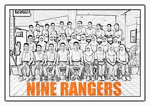 NINE RANGERS