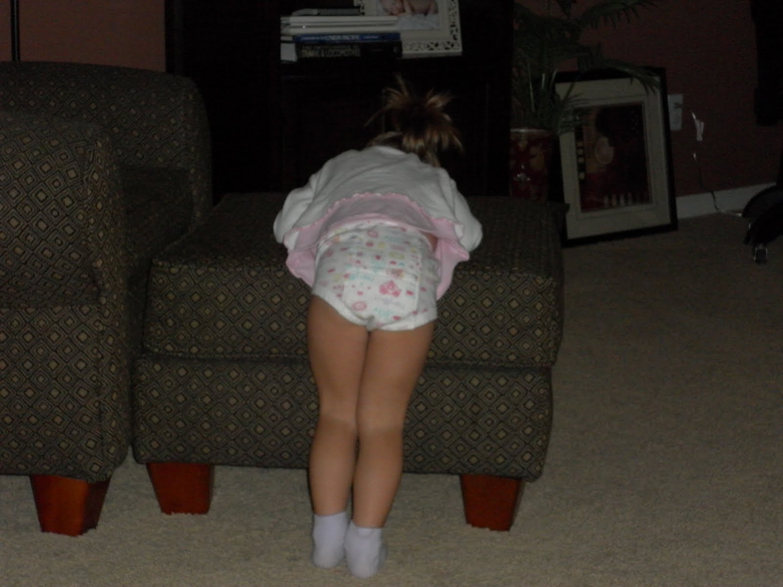 Big Girl Pantie Potty Training