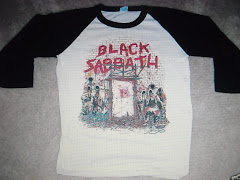 Black sabbath MOB RULES TOUR